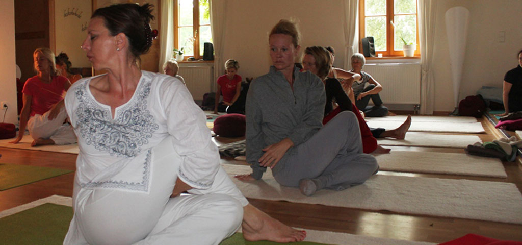 Yoga Teachers Training Course in Bodensee, Germany
